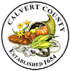 calvert county government logo