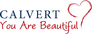 Calvert Your Are Beautiful Logo