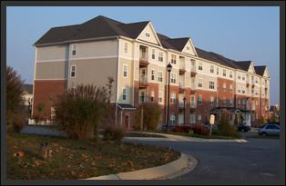 Apartment Complex in the county