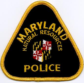 Maryland Natural Resources Police Patch